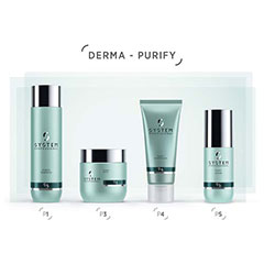 Derma purify product at Twist Hair and beauty salon in wollich arsenal